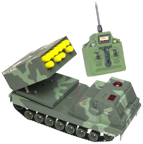 megatech missle launcher Mega Missile Launcher RC Tank