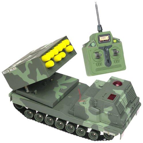 megatech missle launcher Mega Missile Launcher RC Tank