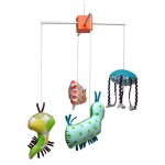 crawling critters mobile