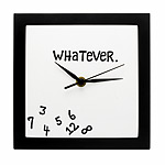 whatever-clock