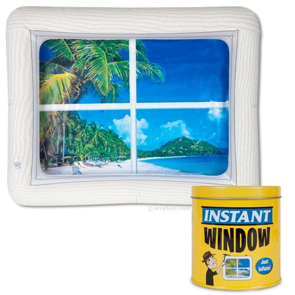 instant window Instant Inflatable Window