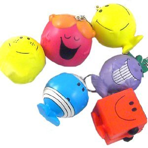 mr men stress balls Mr. Men and Little Miss Stress Balls