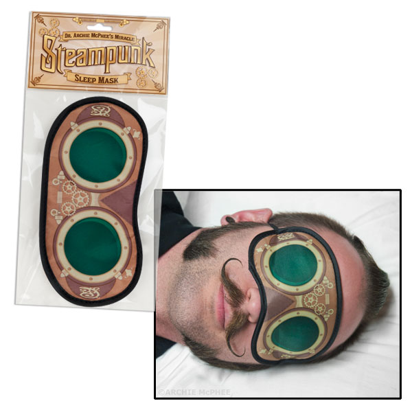 steampunk sleep mask Steampunk Sleep Mask