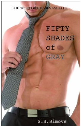 50 shades of gray Fifty Shades of Gray: (200 Blank Gray Pages Inside)