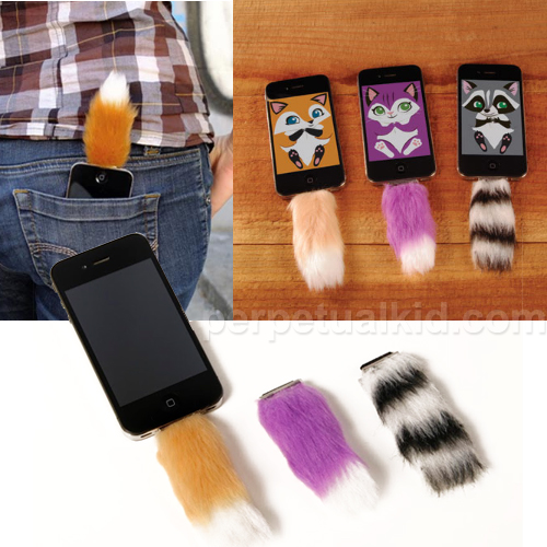 phone tail iPhone Animal Tail