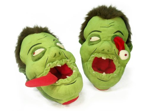 zombie slippers Zombie Slippers