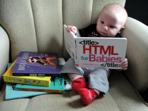 html for babies HTML for Babies