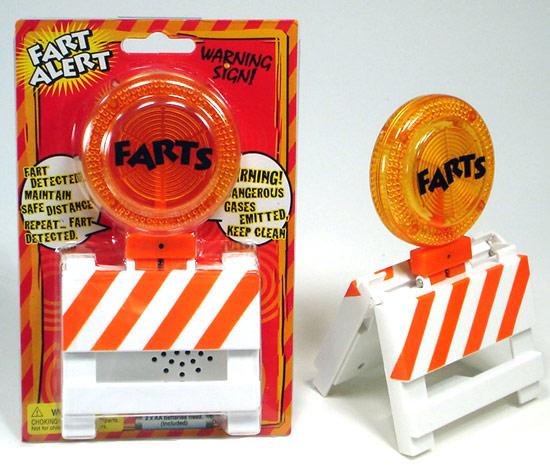fartalert Fart Alert Construction Sign