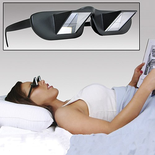 prism glasses Read in Bed with Prism Glasses