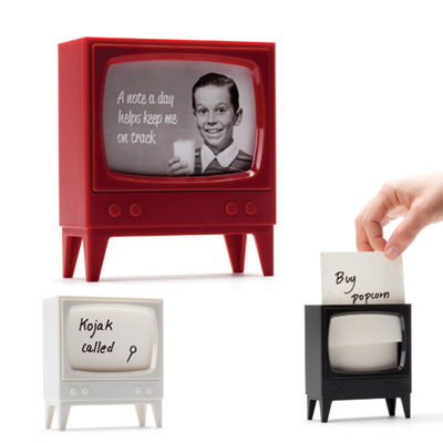 television note holder Television Note Holder