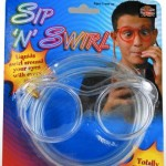 Sip N Swirl Drinking Glasses